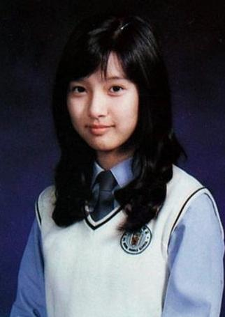 kim so eun in middle school